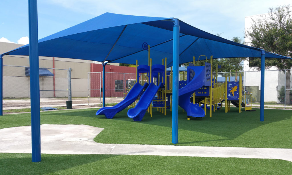 Playground Equipment, Shade and Shelter Installation - Safe4Play