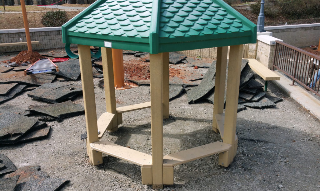 Shade and Shelter Installation - Safe4Play