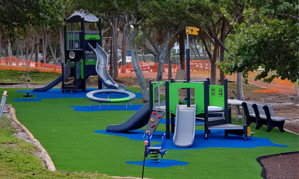 Playground Installation Services and Synthetic Turf - Safe4Play