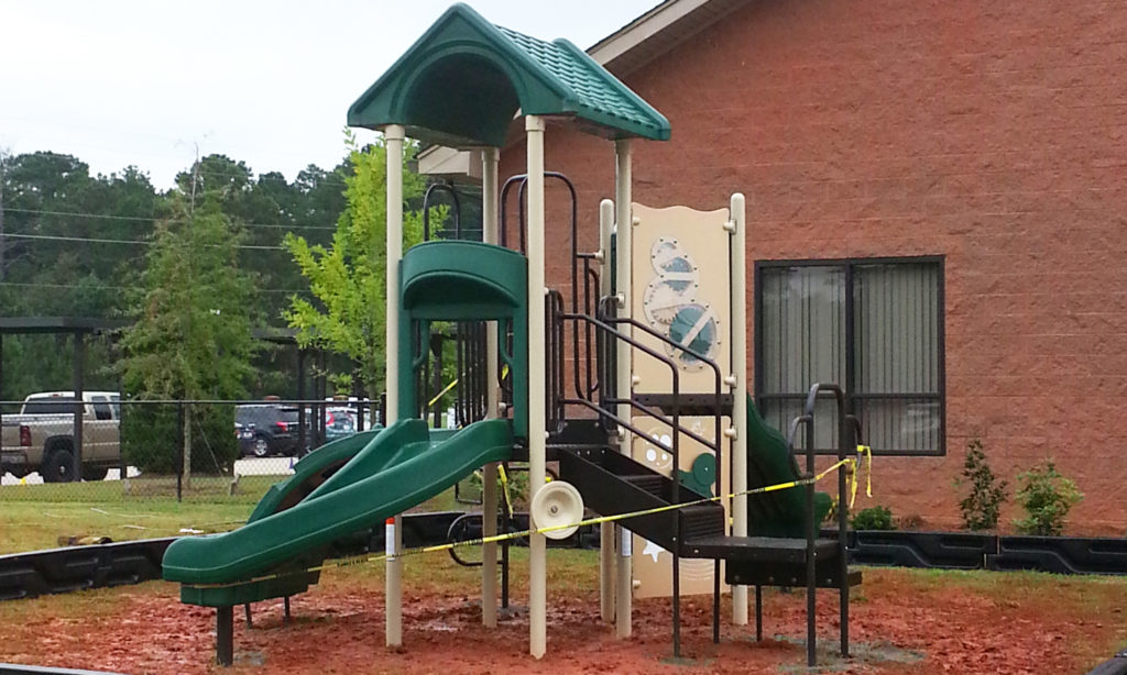 Playground Installation Services - Safe4Play
