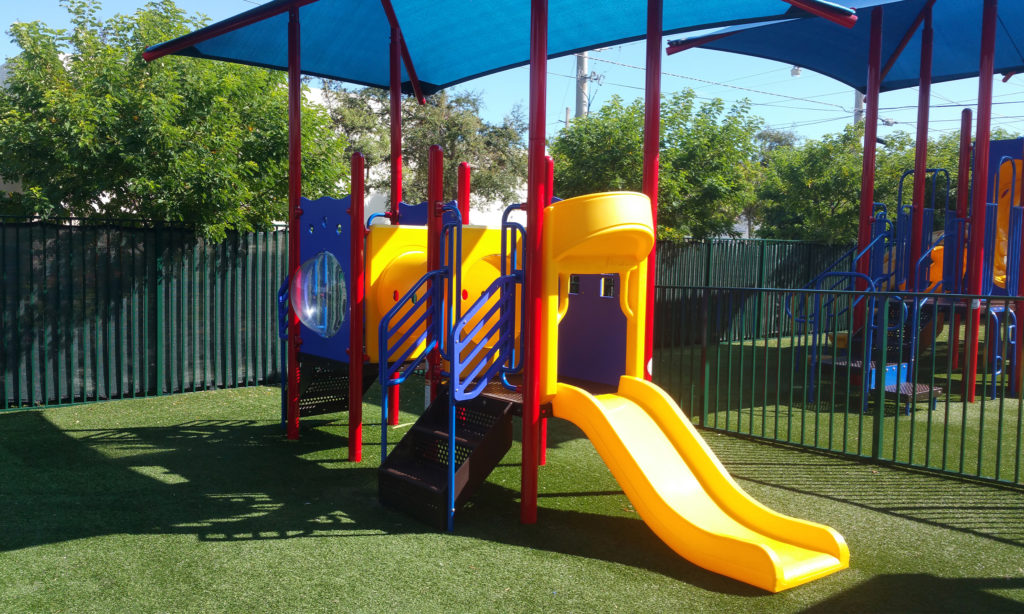 Playground Equipment Installation - Safe4Play