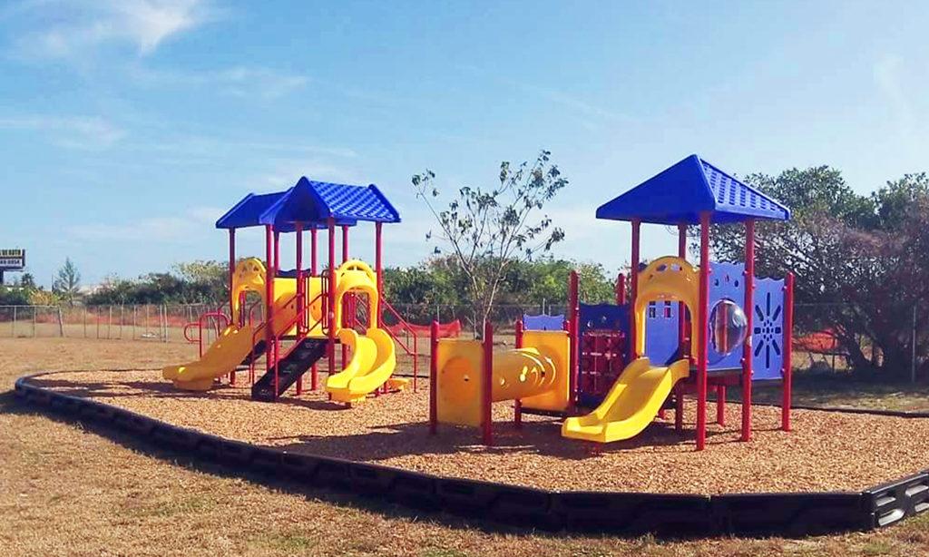 Playground Installation Services - Safe4Play