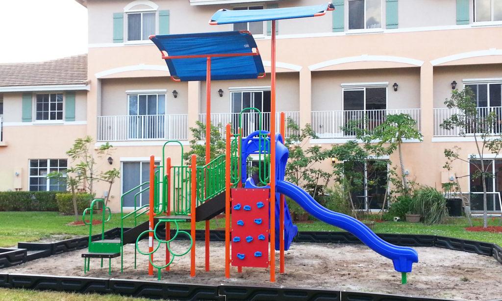 Safe4play Playground Installation Services