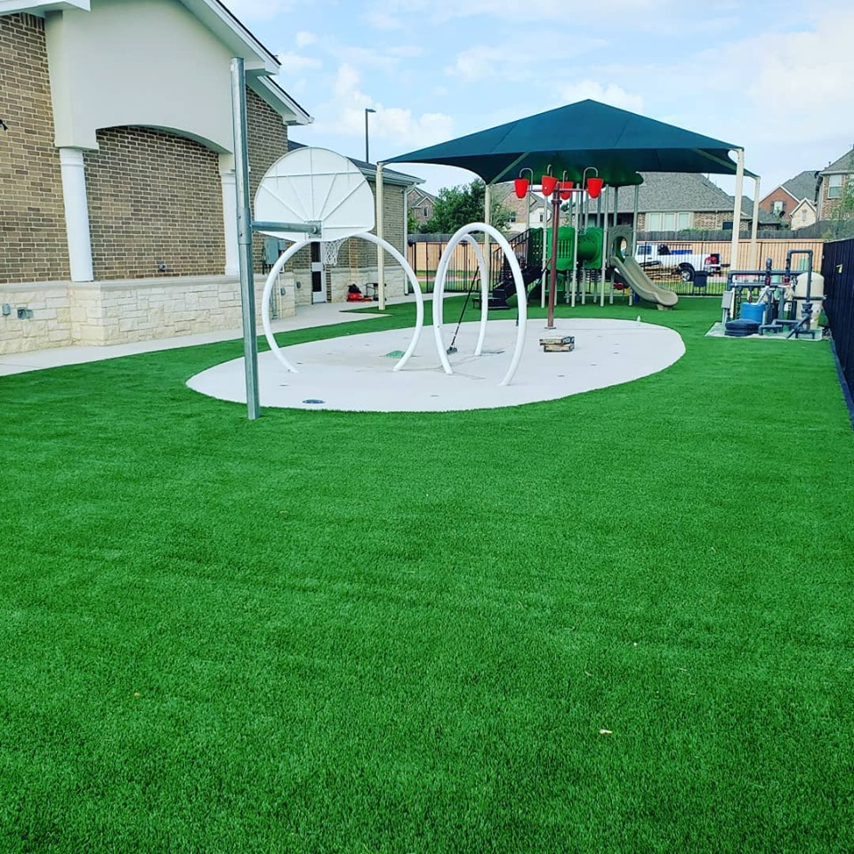 Safe4Play Playground and Turf Installtion