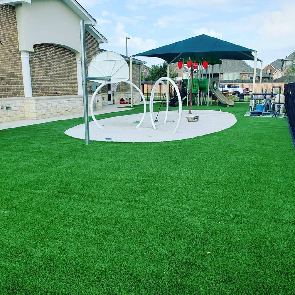 Safe4Play Playground and Turf Installtion