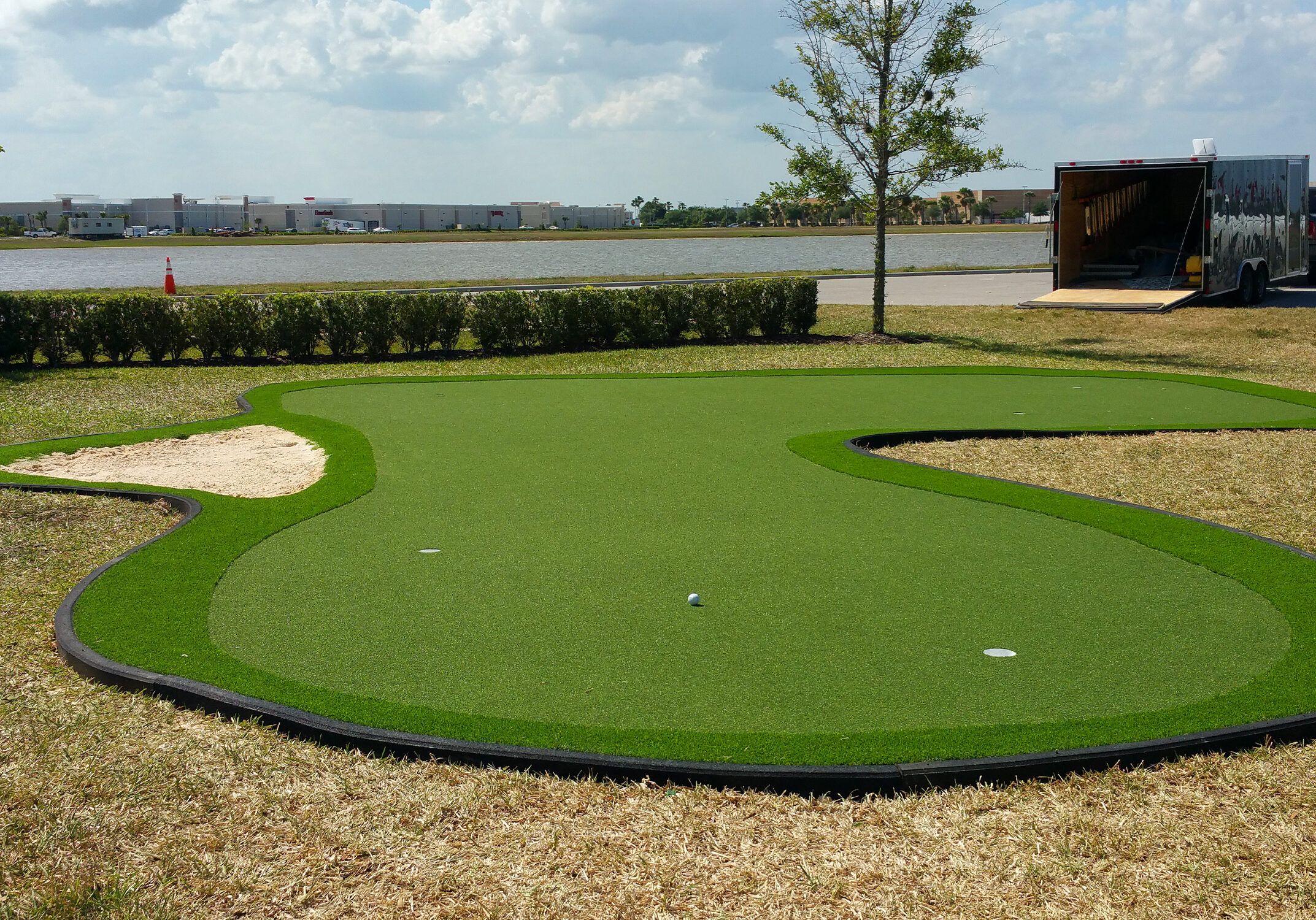 Synthetic Turf Fake Grass Installation Florida - Safe4Play